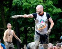 Tough Mudder - Dalkeith, Scotland 2014
