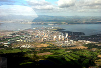 Grangemouth & Longannet Power Station