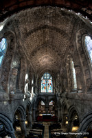 The Nave of Rosslyn Chapel