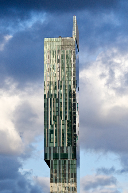 Zenfolio | Vic Sharp | Modern Architecture | Beetham Tower, Manchester
