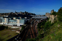 Waverley Station, Edinburgh