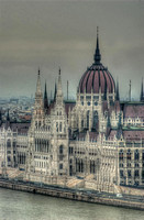 Budapest Parliament HDR