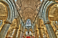 Rosslyn Chapel Main Aisle