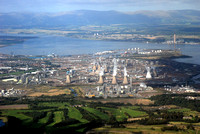 Grangemouth Refinery & Longannet Power Station